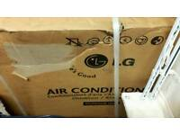 Lg air conditioner model S24AW