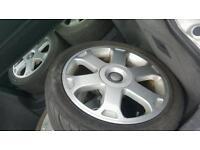 Wheels 17 Audi S3