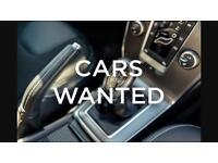 CARS WANTED!!!