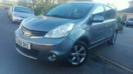 2011 nissan note ntec automatic