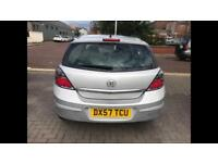 Vauxhall Astra. 2007, 1.6 manual. CamBelt & water pump just done. 80k miles.