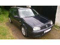 Golf Gti Turbo Mot Jan17 X Reg Needs Work