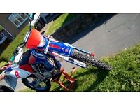 Yamaha Yz 450F , 2002 off-road bike - ROAD REGISTERED !!