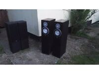 Speaker Set Of 4 / Cheap, all working . £120 ONO,