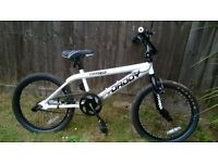 ages 6 and over Big Daddy BMX Bike
