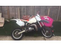 Honda cr80 2002 good condition