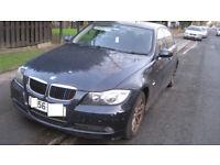 BMW, 3 SERIES, Saloon, 2006, Other, 1995 (cc), 4 doors, MOT- Feb 2022