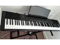 CASIO CDP-120BK digital piano