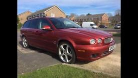 Jaguar x type estate 2.2d
