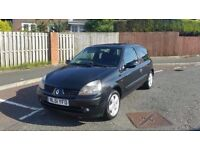 2002 renault clio 1.2 dynamique stunning condititon lady owned 12 mths mot