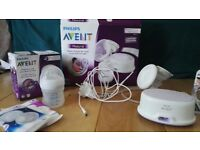 Philip electric breast pump