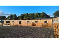 Livery Yard & Grazing, Boundary, Staffordshire