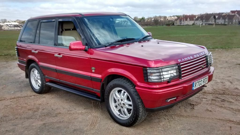 range rover 1998 p38 2 5 turbo diesel atomatic in airdrie north lanarkshire gumtree. Black Bedroom Furniture Sets. Home Design Ideas