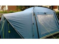 Kyham Weather weave 5000 driveaway sleeper awning