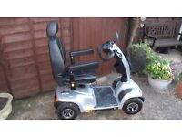 invacare Orion mobilty scootey
