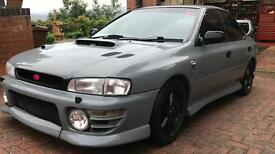 SWAP? UK2000 Classic Impreza