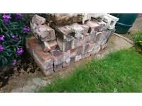 House / chimney bricks