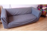 KLIPPAN IKEA 2 seater couch FREE for collection! Good condition.