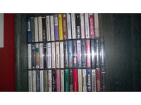 Audio Cassette tapes for sale
