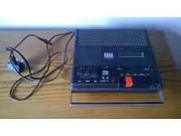 Vintage ITT Studio Recorder 73 Stereo