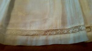 Antique cotton and lace christening gowns West Island Greater Montréal image 8