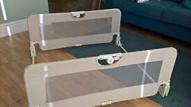Two Sided Bed Guard