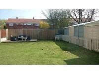 6berth caravan to rent at patrington haven leisure park,enclosed garden , east coast, hull