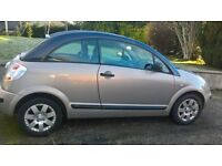 citroen c3 convertible for sale 1 years m.o.t from today barely used so low mileage good condition