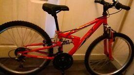 Red Apollo FX24 Mountain Bike