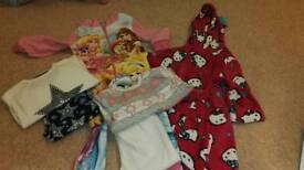 Pj, onesie and dressing gown bundle 18 months