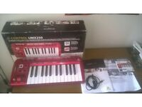 Behringer Umx250 - Midi Controller Keyboard U-controller - USB