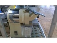 Santos Electric cheese grater/Ice crusher