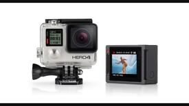 GO PRO HERO 4 Silver (LCD Touchscreen Version)