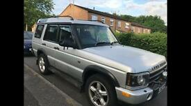 Land Rover Discovery TD5 Facelift Automatic