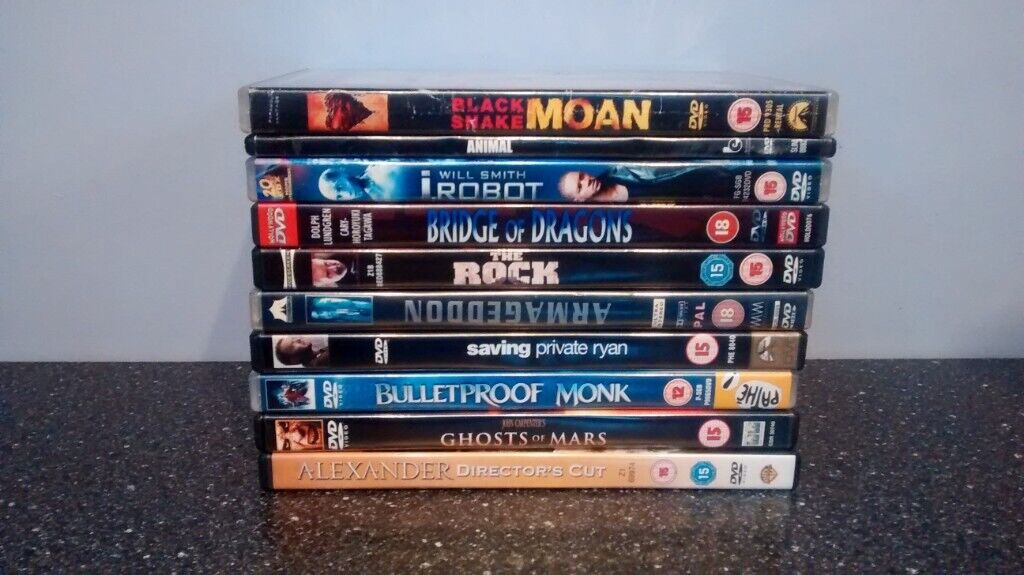 dvds | in Wigston, Leicestershire | Gumtree
