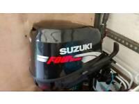 Suzuki 25hp short shaft 4 stroke outboard engine