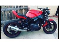 Suzuki gsx street fighter £750