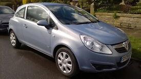 2009 Vauxhall Corsa Club CDTI - 1248cc - Diesil