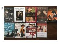 Various DVD bundles for sale, movies/ tv series/ music videos, LIKE NEW, R2