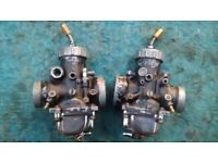 YAMAHA RD350LC RD 350 LC 4L0 00 Carbs - SPARES PARTS AVAILABLE