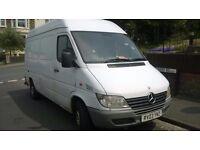 Bristol Removal Man with Van Transport (15£)