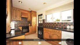Kitchen, Solid Oak with appliances