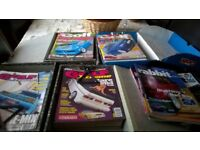 5x 12 Golf Car magazines years 96 to 2000