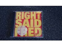 RIGHT SAID FRED – UP – CD
