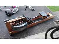 Waterrower rowing machine. Used but full working order.