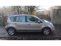 Nissan Note 1.5 2009 (59)**Diesel**Long MOT**Low Road Tax**Very Economical Car**Only £1795