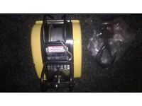 Electric kio 80 winch, brand new, mint condition, comes with packaging