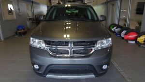 2012 Dodge Journey SXT & Crew BAS MILLAGE JAMAIS ACCIDENTÉ