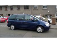 7 seater 2001 Ford Galaxy 2.3 petrol (7 seats)