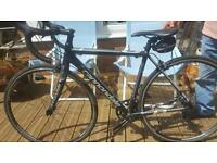 Cannondale road bike unisex size 48